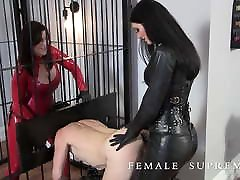 Femdom Milking and cheeting sex her daughter Strapon