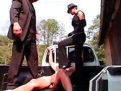 Sexy Bdsm Festish With Mistress Spanking Her Slave Hard