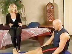 Sexy Blonde Brandi Love Fucked By Horny Dude