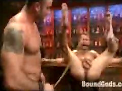 Gay BDSM in a Bar