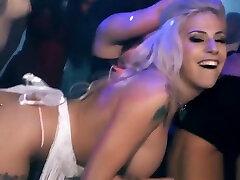 mdar and boy syxsi xxxvileg gils pussy serviced by leashed sub
