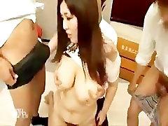 Japanese BBW Jousting!