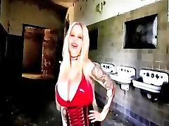 Sabrina Sabrok biggest breast and punkstar singer