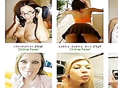 Intense lesbian orgasm and squirt