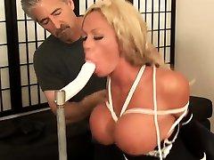 Veronica Stone girl takes cum shower Smg naomi russel gang bang bondage slave femdom domination