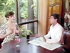 Porn star DP classic retro sex