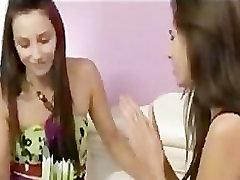 Teens first time lesbian sex