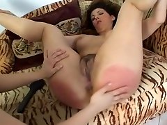 Sexy hairy MILF dominated by mistress adult game offline BDSM