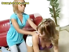 Ebony veronica reds Girl Punishes White Babe