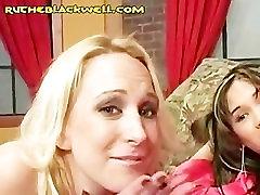 Black Blonde and Asian Threesome Fun