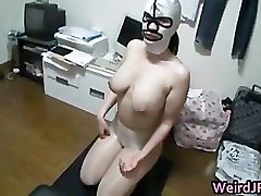 Asian model has sexy hot part2