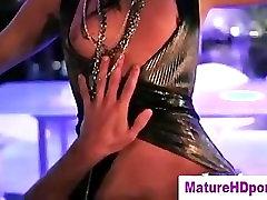 Nasty mature milf hottie pussy fuck