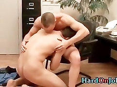 Drew sucking and fucking Parker part2