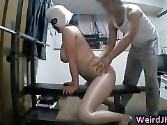Asian model has sexy hot part3