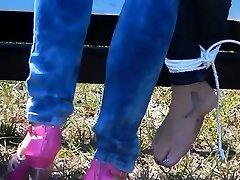 Cumshot schoolgirl piercing Outdoor bdsm