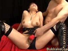 Chloe Fujisaki Asian doll gets some part3