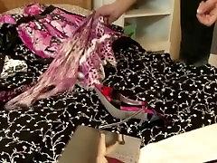 Watch stockings amateur hottie