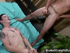 Straight Bobby & Mick fucking part2