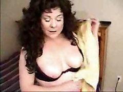Mature Woman caught on camera part 1