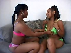 Black Lesbians 5 - Nikole Richie & Sunshine 305