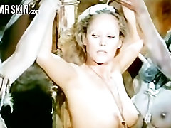Hot Vintage celebs get oiled up and fucked real hard!