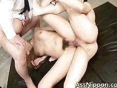 Ann Umemiya Naughty Asian Slut part6