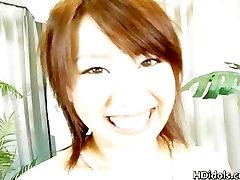 Yui Komiya Spreads Her Asian Pussy For part3