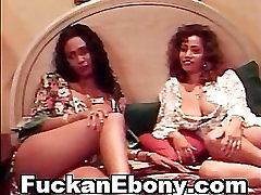 Big Breasts Ebony Lesbian Sex