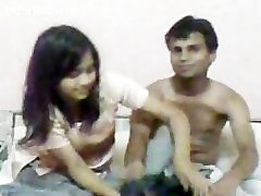 Indian lovers sex scandal in dorm