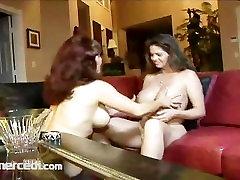 Lesbian MILFs Going At It Big Tits
