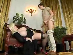 Mature Fat BBW Milf with Big Tits is Cougar