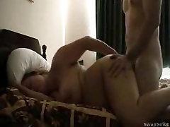 Big Natural Tits BBW fucks