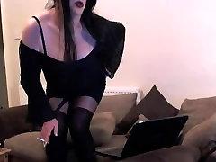 Tgirl Hooker Kirsty Morgan Smoke Break pt2