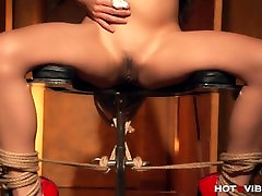 Tied Up Asian Squirts