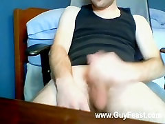 Hot gay sex You dont get to witness Aarons face in this webcam video,