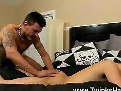 Gay jocks Muscled daddy Collin loves to get a little insane now and then,