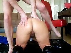 Amateur Big Ass Mature Anal Fuck