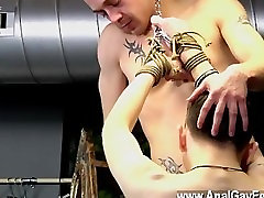 Twink video Dan Spanks And Feeds