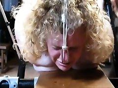 Bdsm Files 043 Yellow Kitty jav shower bondage slave