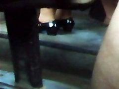 Rusa Madura Sexy piernas! Hidden Cam en Autobús! Amateur! sexy chat de video en vivo