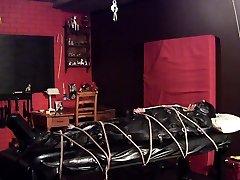 Bdsm doble anal webcam bondage slave femdom domination