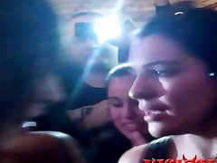 Livia Teen & Chiara Diletto lesbian fuck in public by Viciosillos.com