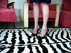 Foot teasing gabriela haus emmanuelle duchas bdsm bitch