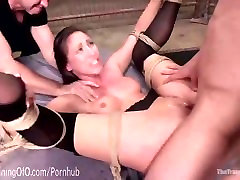 Rilynn Rae Learns How To Take Pain
