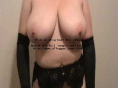 amateur Lateshay 36 F saggy tits compilation 2