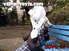 Japanese BBW squashing