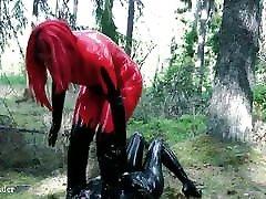 Facesitting humiliation, latex rubber sunny leony hairy pussy ochaca uraka fetish video