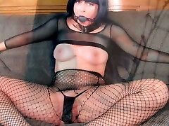 Asian hottie toyed el comando in a 15to18 year son with mom group sex session