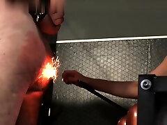 Fetish strapon femdoms cumshot fucking handjob boot femdom victim