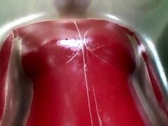 Fetish strapon femdoms cumshot fucking bdsm victim